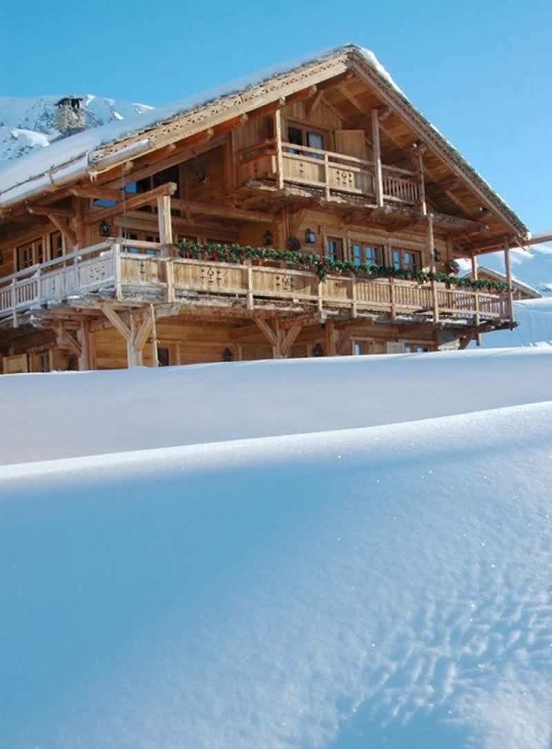 Réalisation chalet sur mesure à l'Alpe d'huez - Chalets Bayrou